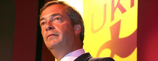 Nigel Farage, Euro Realist