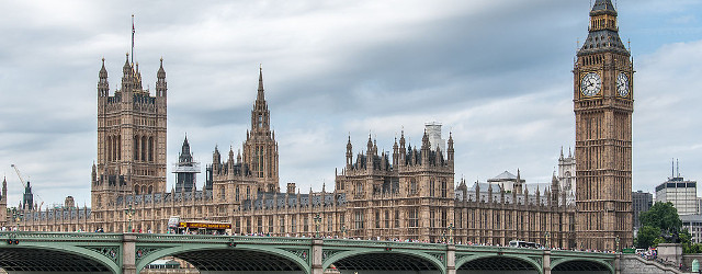 Westminster Palace, Daniel Bron