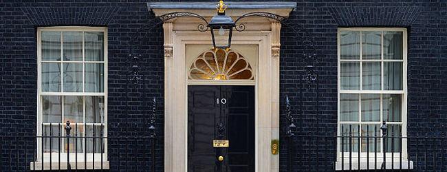 10 Downing Street, 21 Feb 2013, Sergeant Tom Robinson RLC
