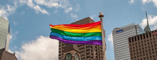 Gay Pride, IDAHO in Toronto, May 2014, Karen Stintz