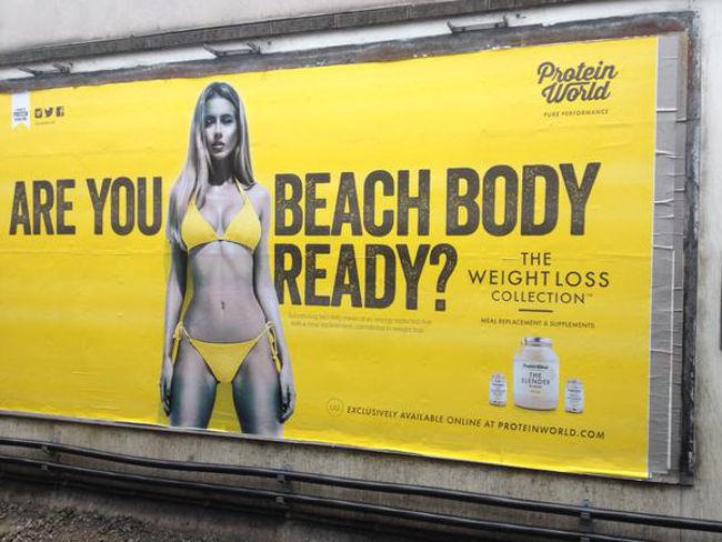 Beach Body Ready - Ellen Rose