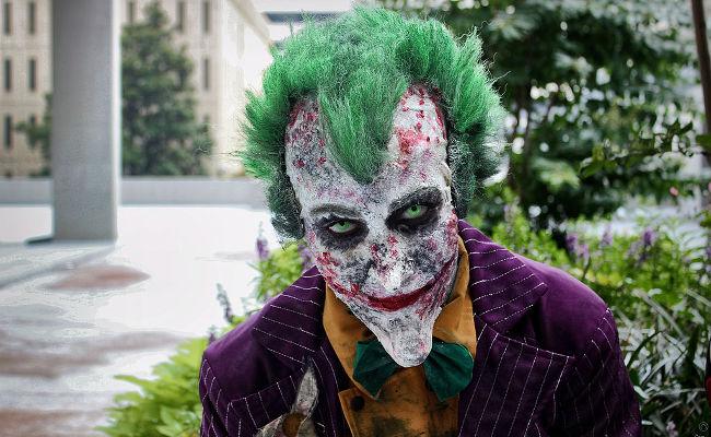 Arkham City Joker by greyloch