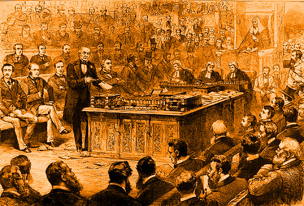 Gladstone debate on Irish Home Rule April1886