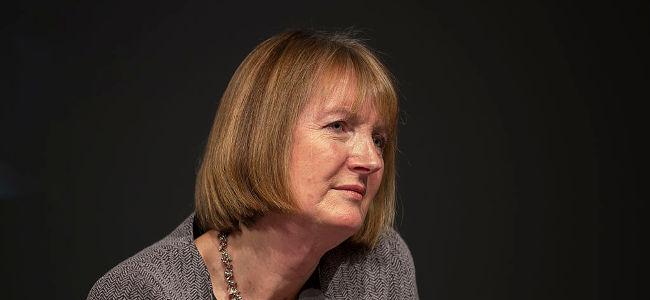 Harriet Harman in November 2014, by University of Salford