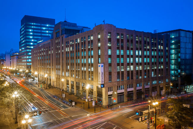 Twitter office, San Francisco by Aaron Durand