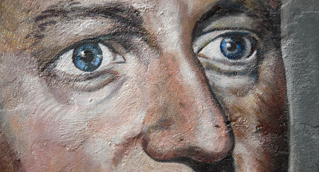 David Cameron portrait, July 2010 via Thierry Ehrmann