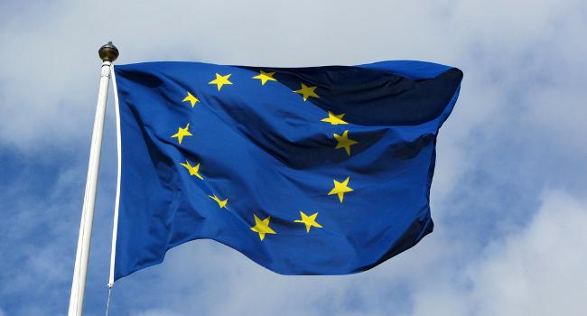 EU flag by MPD01605