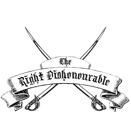 The Right Dishonourable Podcast
