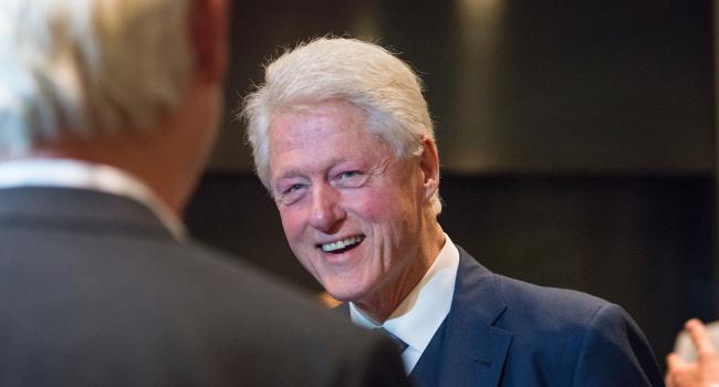 Bill Clinton, Civil Rights Summit, April 2014 by LBJ Foundation