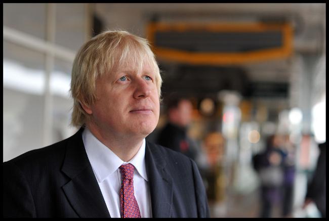 Boris Johnson, November 2011 by BackBoris2012 Campaign