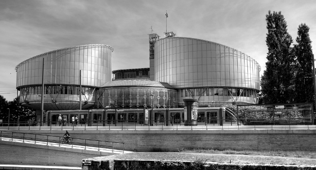 European Court of Human Rights, June 2010 by James Russell