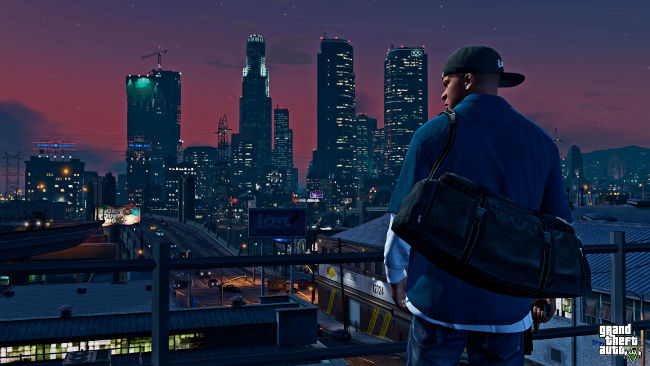 Grand Theft Auto, Rockstar Games