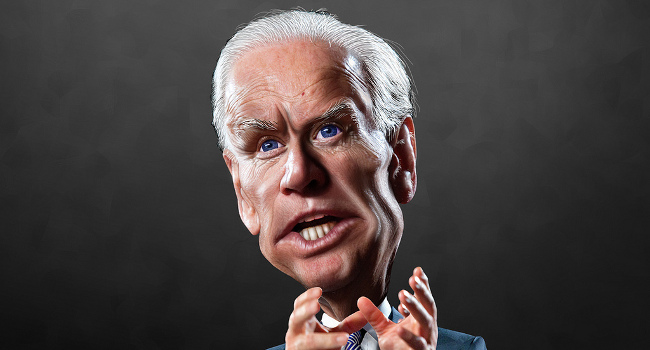 Joe Biden, October 2012 by DonkeyHotey