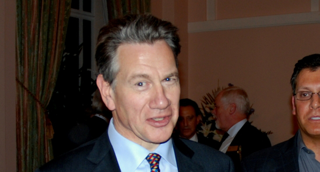 Michael Portillo, Regent's University London, January 2008