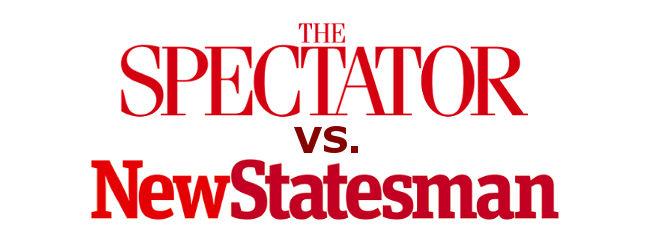 Spectator vs New Statesman
