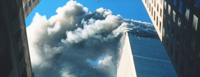 World Trade Center, September 2001 by Bill Biggart