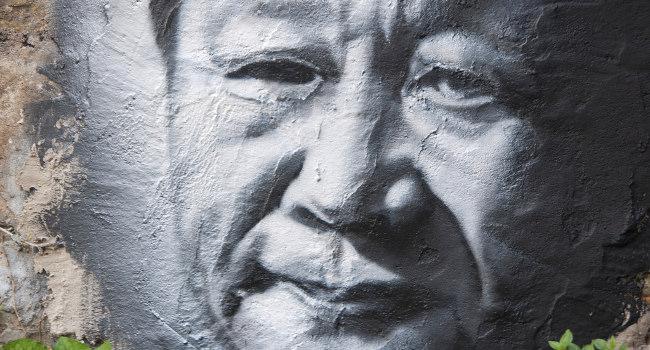 Xi Jinping portrait, April 2015 by Thierry Ehrmann