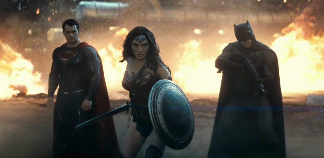 Batman v Superman: Dawn of Justice via Warner Bros.