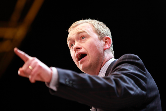 Tim Farron, March 2011 by Liberal Democrats