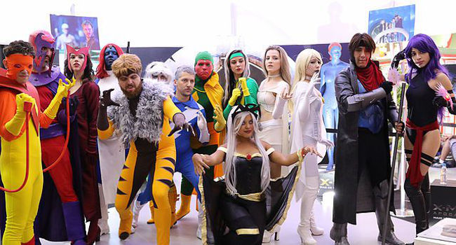 Comic Con Experience 2015 by Paulo Guereta