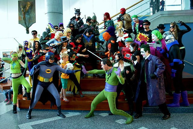 Image Credit – DC Heroes Vs Villains by RyC - Behind The Lens