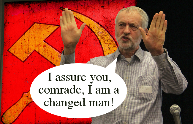 RD66 Jeremy Corbyn Soviet Gag