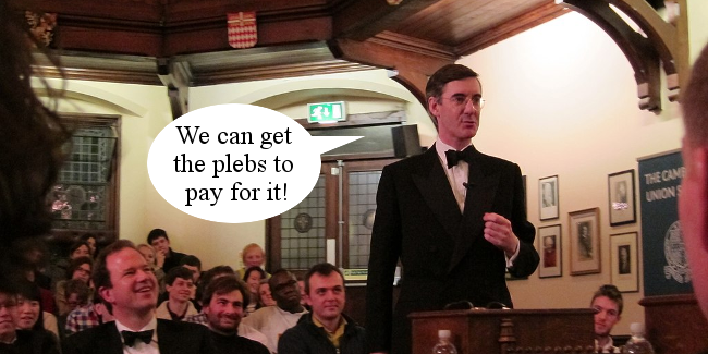 RD92 Jacob Rees Mogg toxic masculinity