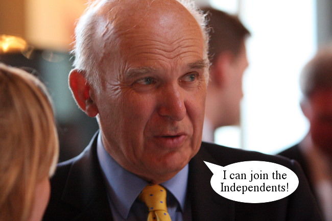 RD 126 Vince Cable Independents